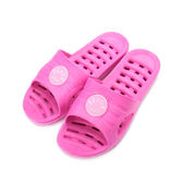 SLIPA 一體成型排水浴室拖鞋 紅 MA93 女鞋 鞋全家福