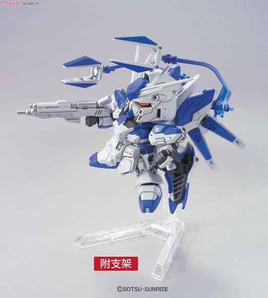 鋼彈模型 BB戰士384 SD鋼彈 RX-93-2 Hi-NU 海牛鋼彈 小說外傳逆襲的夏亞 TOYeGO 玩具e哥