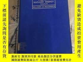 二手書博民逛書店Progress罕見in Nuclear Energy.Volu
