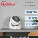 限時優惠 IRIS 愛麗思 PCF-HD18 【24H快速出貨】 循環扇 電風扇 電扇 靜音 節能 公司貨 保固一年