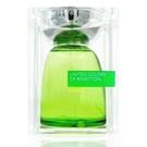 Benetton Unisex 時尚基因中性淡香水 75 ml 無外盒