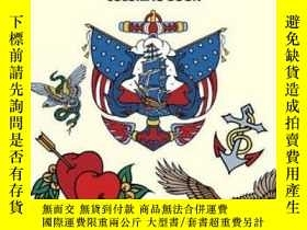 二手書博民逛書店Classic罕見Tattoo Designs: Coloring BookY360448 Eric Gott