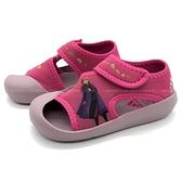 《7+1童鞋》ADIDAS ALTAVENTURE FV4652 輕量 透氣 冰雪奇緣系列 安娜主題涼鞋 7412 桃色