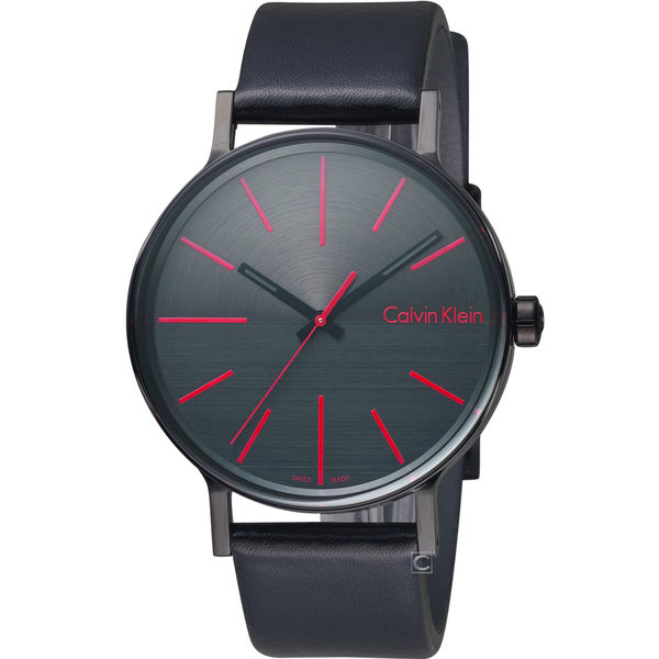 Calvin Klein Mens Boost  鼓動系列時尚腕錶 K7Y214CY