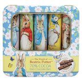 荷蘭Beatrix Potter70%黑巧克力棒70g