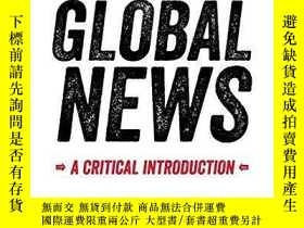 二手書博民逛書店Understanding罕見Global NewsY256260 Jaap Van Ginneken Sag