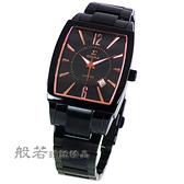 SIGMA 日系經典時尚男錶-黑x玫瑰金