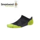 【美國 SmartWool Phd低筒薄羊毛跑步襪《墨灰》】SW0SW167/保暖/戶外/運動襪