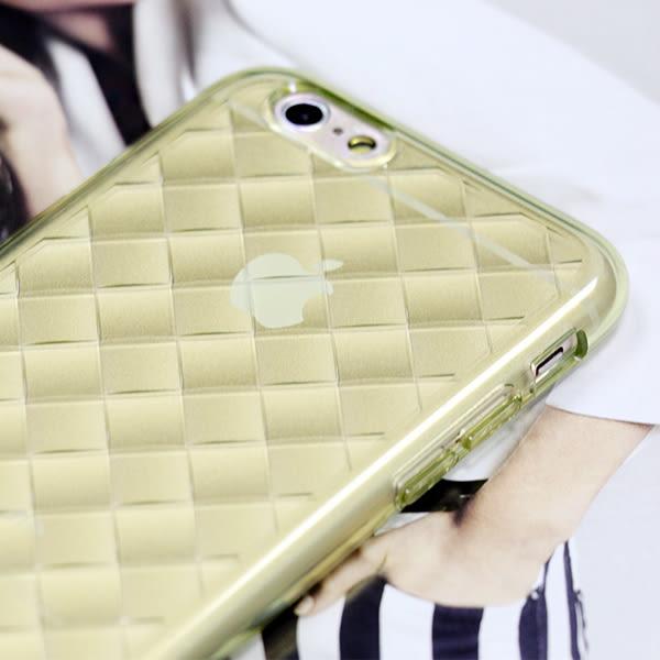 iPhone 6/6s Plus 手機殼 5.5吋【Knit 璀璨編織 - 璀璨晶綠】- WaKase