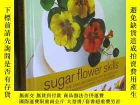 二手書博民逛書店Sugar罕見Flower Skills: The Cake Decorator s Step-by-Step G