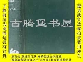 二手書博民逛書店1960年英文 罕見u.s.policy toward china美國對華政策 內含折疊地圖Y183807 見