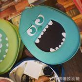 化妝包 拉面丸子韓國可愛卡通大容量女日系便攜手提化妝包旅行洗漱收納包 辛瑞拉