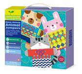 編織小動物毛衣 Easy-Stitch Animal Jumpers