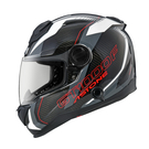 【東門城】ASTONE GT1000F AC11 (透明碳纖/白) 全罩式安全帽 碳纖維
