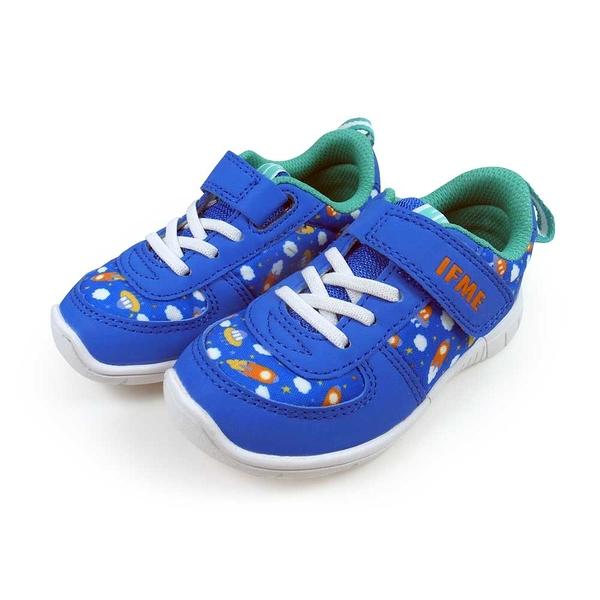 《IFME》日本機能童鞋 藍色 IF22-97SD2 (台灣限定獨賣款)