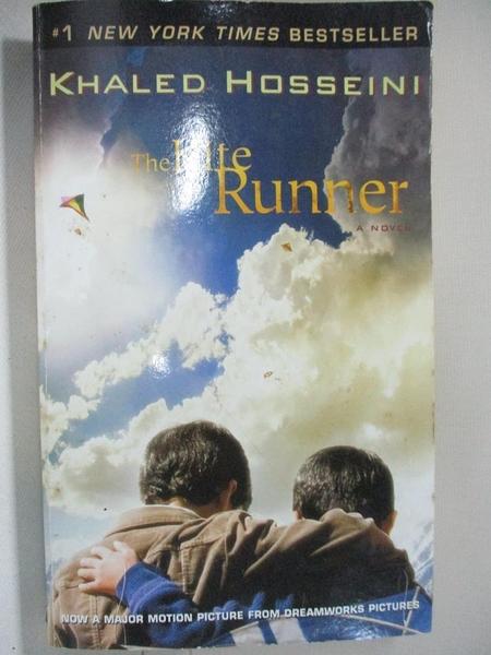 【書寶二手書T3/原文小說_DAB】The Kite Runner_Khaled Hosseini