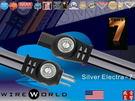 盛昱音響 ~ 美國 WIREWORLD SILVER ELECTRA 7 Power Cord 電源線【1.5米】公司貨