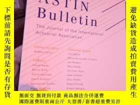 二手書博民逛書店ASTIN罕見Bulletin Vol.46 No.2Y1538