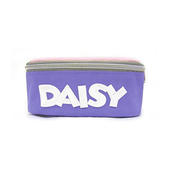 【日本進口正版】黛西 Daisy 可展開 化妝包 收納包 迪士尼 Disney - 902289