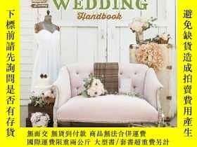 二手書博民逛書店The罕見Rustic Wedding HandbookY191