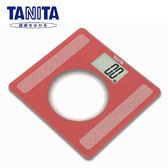 TANITA電子體重計 HD-381【愛買】
