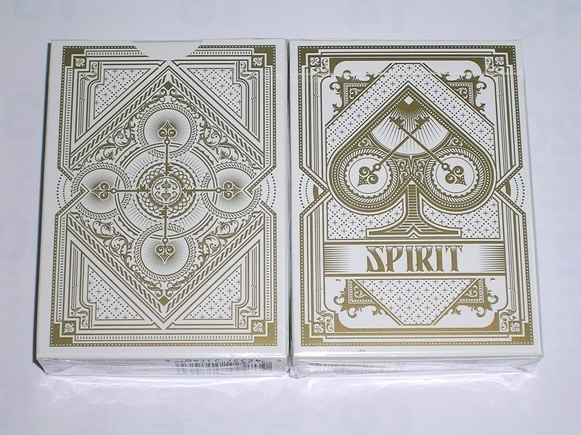 【USPCC 撲克】Spirit standard playing cards 平紋