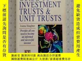 二手書博民逛書店英文原版罕見Investors chronicle guide to investment trusts & un