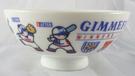 【震撼精品百貨】GIMMEFIVE 棒球男孩~瓷碗