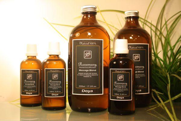 《Doya朵漾香氛館 》Soothing Oil 滋養潤膚油- 複方按摩精油 500ml 共23款/芳療師專用/職業用/SPA館批發