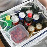保冷袋 便當包加厚大號保溫袋韓版防水帶飯保冷冰包手提飯盒包鋁箔保溫包 果果輕時尚