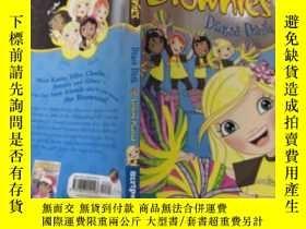 二手書博民逛書店brownies罕見dance dash 布朗尼舞蹈短跑Y200392 不祥 不祥
