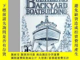 二手書博民逛書店Buehler s罕見Backyard BoatbuildingY364682 Buehler, George