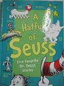【書寶二手書T7/原文小說_D3D】A Hatful of Seuss: Five Favorite…_Dr. Seuss