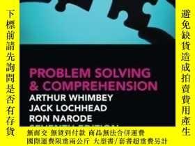 二手書博民逛書店【罕見】2013年出版平裝 Problem Solving &