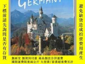 二手書博民逛書店journey罕見through germany德國的旅行Y22