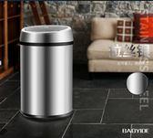 寶易得自動換袋感應垃圾桶智慧客廳衛生間臥室歐式時尚家用電動桶 igo3c優購
