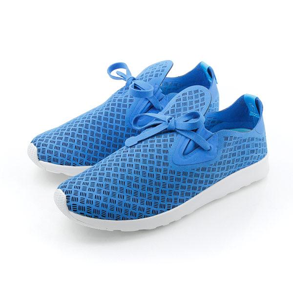 native APOLLO MOC 阿波羅 休閒鞋 舒適 藍色 男鞋 女鞋 21102409-8194 no490