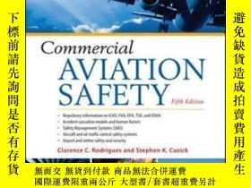 二手書博民逛書店Commercial罕見Aviation Safety 5th