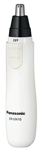【日本代購】Panasonic 松下鼻毛修剪器 白色 ER-GN10-W