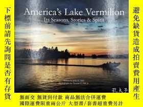 二手書博民逛書店america s罕見lake vermilion its seasons stories & spiritY