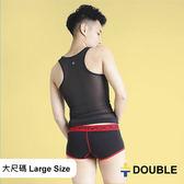 《Double束胸》AIRMAX 背網式束胸 套頭全身 2L~3L大尺碼專區【D56】