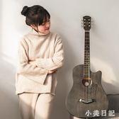 民謠吉他初學者學生成人入門自學38寸41寸木吉他男女生吉它 aj5346『小美日記』