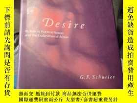 二手書博民逛書店Desire:Its罕見Role Practical Reaso