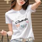 短袖T恤打底衫S-3XL女裝夏季短袖t恤...