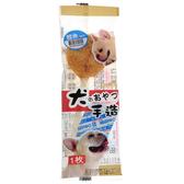 《缺貨》【寵物王國】NatureKE紐崔克棒棒糖犬點心-鱈魚雞肉口味(1支入)
