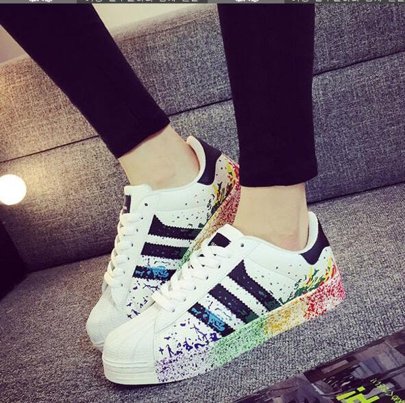 籃球鞋  板鞋 運動鞋 休閑男鞋 情侶小白鞋  貝殼鞋 【莎芭】