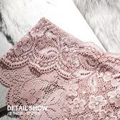 性感內褲女蕾絲純棉襠中低腰火辣無痕少女士三角內褲 歐亞時尚