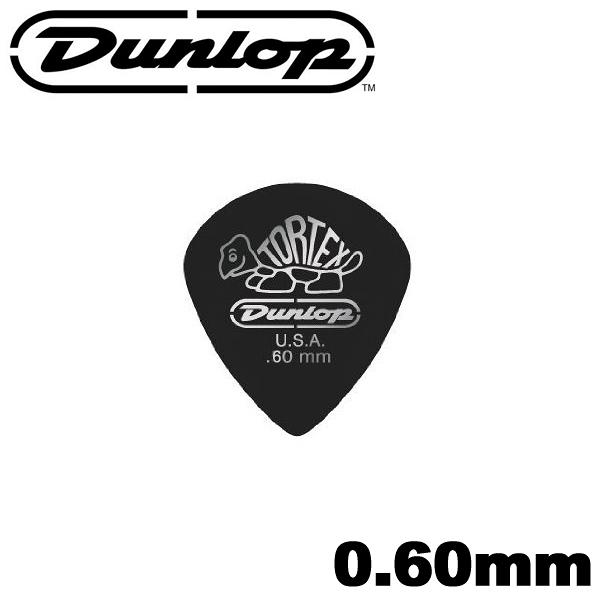 【非凡樂器】Dunlop Tortex® Pitch Black Jazz III pick 小烏龜霧面彈片/吉他彈片【0.60mm】