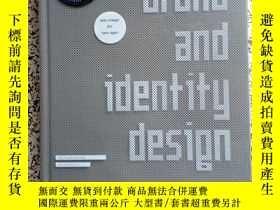 二手書博民逛書店Brand罕見and identity design 品牌與標識設計 平面設計圖書Y12345 Gallery