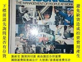 二手書博民逛書店Personnel:罕見The Management of Pe
